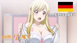 Download Yamada-kun and the Seven Witches - Folge 1 (Deutsch) Video