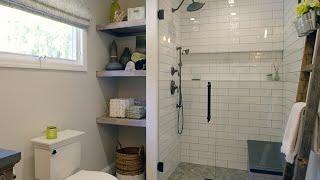 Download A Garage Becomes a Bathroom Video