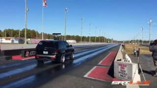Download 8 Second WK1 Twin-Turbo Jeep Grand Cherokee SRT8 - 1/4 Mile Video