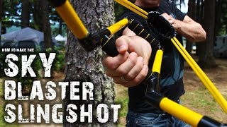 Download How To Make The Skyblaster Slingshot Video