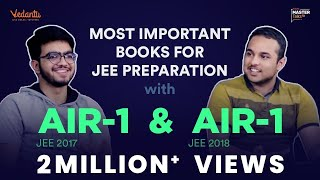 Download Important Books for JEE Main & Advanced Preparation | Sarvesh & Pranav's Tips to Crack IIT JEE 2019 Video
