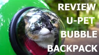 Download [Review] UPET Bubble Window Backpack! Video