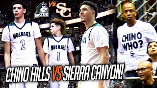Download Lonzo, LaMelo & LiAngelo Each GO OFF! Chino Hills vs Sierra Canyon CHAMPIONSHIP GAME FULL HIGHLIGHTS Video