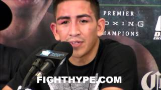Download LEO SANTA CRUZ EAGER FOR IMMEDIATE REMATCH WITH CARL FRAMPTON; WILLING TO FACE HIM IN IRELAND Video