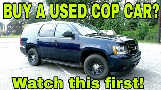 Download Buying a Used Cop Car! Video