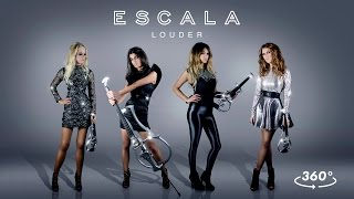 Download ESCALA - Louder (Official 360° Music Video) Video