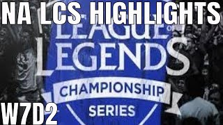 Download NA LCS Highlights ALL GAMES Week 7 Day 2 Full Day Highlights Summer 2018 W7D2 Video