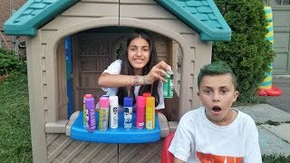 Download Color your Hair at the Playhouse Hair Salon - Kids Pretend Play Video