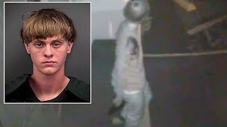 Download Sees Disturbing Video Of Dylann Roof Entering Church Before Shooting Video