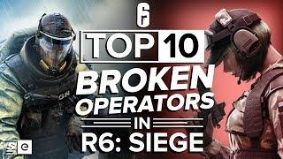 Download The Top 10 Most Broken Operators in Rainbow Six: Siege Video