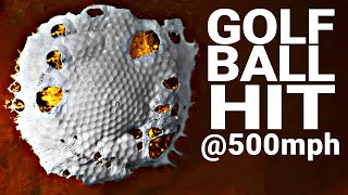Download How Hard Can You Hit a Golf Ball? (at 100,000 FPS) - Smarter Every Day 216 Video