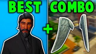 Download 10 BEST SKIN + BACK BLING COMBOS in Fortnite! (Fortnite Battle Royale) Video