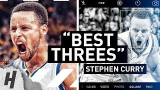 Download Stephen Curry's AMAZING & CRAZIEST 3 Pointers YOU'VE EVER SEEN! Video