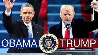 Download Barack Obama vs Donald Trump: The First 100 Days Video