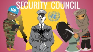 Download United Nations Security Council | Lex Animata | Hesham Elrafei Video