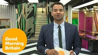Download Tour the Celebrity Big Brother House | Good Morning Britain Video