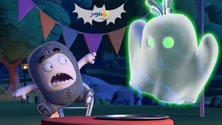 Download أودبودز   حفلة الوحوش - الحلقة الكاملة   كارتون هالوين للاطفال Video