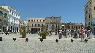 Download Cuba se orienta hacia el turismo de masas - focus Video