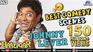 Download Johnny Lever - Best Comedy Scenes | Hindi Movies | Bollywood Comedy Movies | Baazigar Comedy Scenes Video