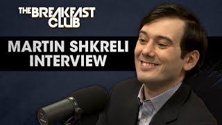 Download Martin Shkreli Interview at The Breakfast Club Power 105.1 (02/03/2016) Video