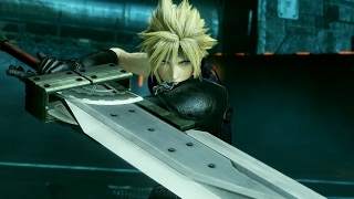 Download Dissidia: Final Fantasy NT Cloud Gameplay - E3 2017 Video