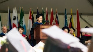 Download Lulu Chow Wang '66: Wellesley College 2016 Commencement Speaker Video