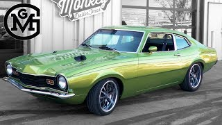 Download Gas Monkey - '74 Mercury Comet - T-Tops With Tony Taylor Video