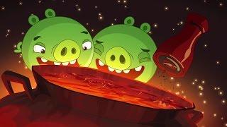Download Энгри Бердс 2 сезон все серии подряд / Злые птички / Angry birds Toons Video