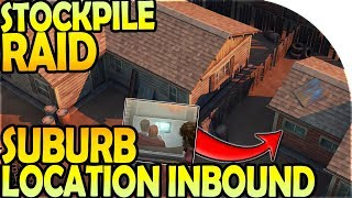 Download NEW SUBURBS LOCATION in THE NORTH Inbound + STOCKPILE RAID - Last Day on Earth Survival Update 1.9.7 Video