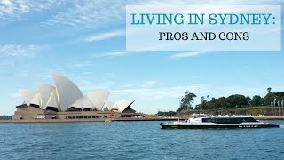 Download Living in Sydney: Pros and Cons Video