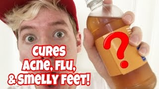 Download THIS CURES ACNE, FLU, & SMELLY FEET! Video