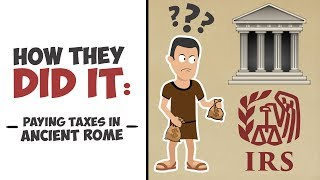 Download How They Did It - Paying Taxes in Ancient Rome Video