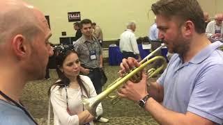 Download Trumpet trip: Adam Rapa Video