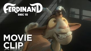 Download Ferdinand | ″The Calming Goat″ Clip | 20th Century FOX Video