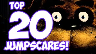 Download Top 20 JUMPSCARES! - Five Nights at Freddy's Video