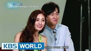 Download Hot couple Lee Kwangsoo and Nana (Entertainment Weekly / 2015.06.26) Video