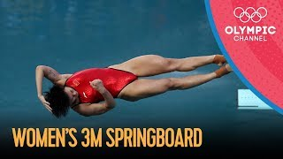Download Women's 3m Springboard Diving Final | Rio 2016 Replay Video