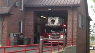Download West Hartford Fire Department Quint 3 Responding BIG TIME!!!!!! Video