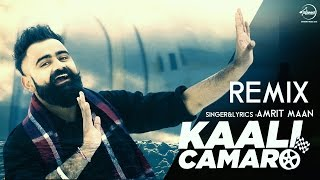 Download Kaali Camaro (Remix) | Amrit Maan Feat Deep Jandu | Punjabi Songs | Speed Records Video
