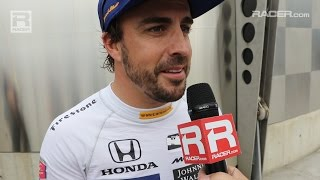Download Indy 500: Fernando Alonso Saturday Indy 500 Qualifying Video