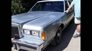 Download 1989 Lincoln Town Car , V8 5,0L , Zu Verkaufen !! Video