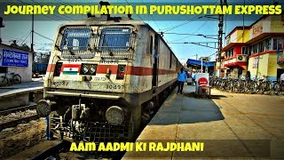 Download Full Journey Compilation In Purushottam Express:Celebrating 38 Years Of Glorious Service. Video