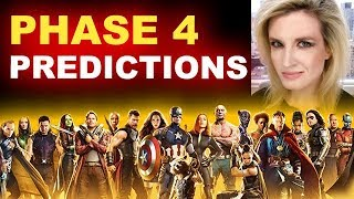 Download MCU Phase 4 Movies & Predictions - After Infinity War Video