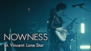 Download St. Vincent, aka Annie Clark, returns home to Texas Video