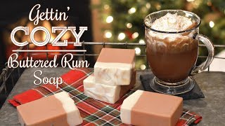 Download Buttered Rum Soap | MO River Soap Video