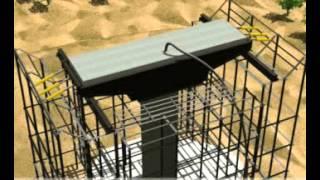 Download Construction Bits of flyover Delhi Video