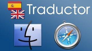 Download [Tutorial] Traducir paginas WEB con Safari en Mac y Windows Video