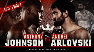 Download #WSOF2: Anthony Johnson vs. Andrei Arlovski Full Fight Video