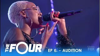 Download Leah Jenea: This 17-Year-Old Jersey Girl BLOWS The Judges Minds! | S2E6 | The Four Video