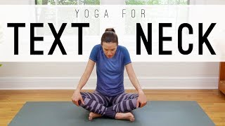 Download Yoga For Text Neck | Yoga With Adriene Video